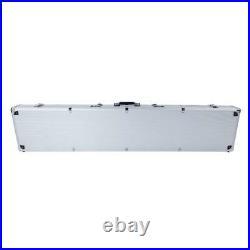 53 Aluminum Rifle Gun Case Cipher Lock Shotgun Storage Safe Box Cost-Effective