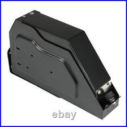 Biometric Fingerprint Gun Pistol Safe Handgun Safe Box Security Hidden