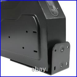 Biometric Fingerprint Portable Gun Pistol Safe Handgun Safe Lock Box Security