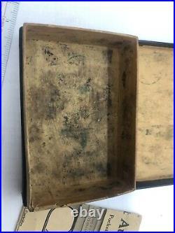 COLT 1908.25 AUTOMATIC PISTOL ORIGINAL BOX Rimless Smokeless 25 ACP with Manual