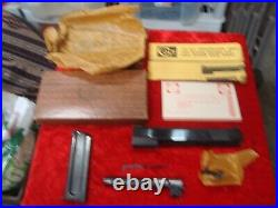 COLT 1911 22 Complete 22 Cal. Conversion Kit With Box & Papers