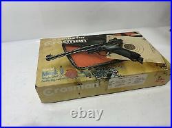 CROSMAN MARK II. 177 CO2 VINTAGE PELLET PISTOL Gun with Original Box & CO2 Great