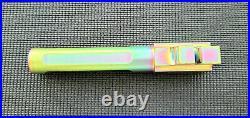 CXP Culper Precision Glock 19 Barrel Match Grade Box Fluted Chameleon Gen 3-5