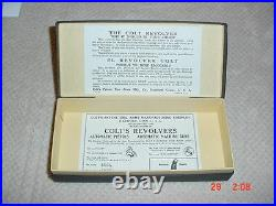 Colt Detective Special. 38 Cal. Box and paperwork