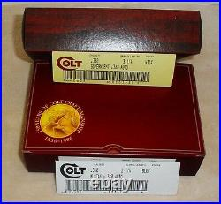 Colt Government and Mustang. 380 Boxes & Computer printed end label $35.00 extra