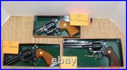 Colt Python & 357's Gen I Box & PW 6 1956-1965 2.5, 4 & 6 inch barrels
