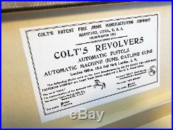 Colt Single Action Army Pre-War Generation I Box