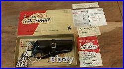 Crosman Hahn 45 BB Pistol. 177 Pellet Gun WithBox and Holster Like or New