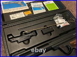 Daisy Powerline 747 Precision 177 Cal Pellet Air Gun PistolBoxManualSights