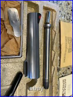 Dan Wesson STAINLESS STEEL 6 INCH 357 MAGNUM BARREL, SHROUD, BOX & TOOLS