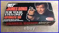 Empty Box James Bond 007 Crescent (Ref 3510) FOR YOUR EYES ONLY Pistol
