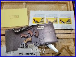 Factory Dan Wesson Pistol Pac. 22 Box/paperwork/tools Complete