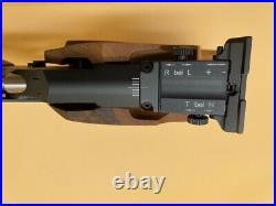 Feinwerkbau Fwb P44 Match Air Pistol, New In Box, Left Hand