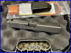 Glock 17 Gen 3 Model 17 G17 Factory Complete Slide, Box, Poly 80 9mm