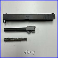 Glock 17 MOS Complete Slide Gen 4 Box And 2 Magazines ACNZ856