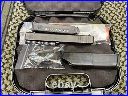 Glock 22 Gen 3 Model 22 G22 Factory Complete Slide, Mags, LPK Box, Poly 80.40cal