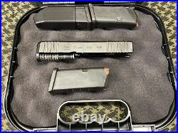 Glock 26 Gen 5 Model 26 G26 Factory Complete Slide, Mags, Box, Poly 80 9mm