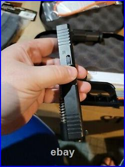 Glock G48 OEM Complete Slide with Barrel Box 2x 10rd Magazines SS80