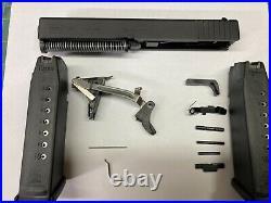 Glock Gen 3 Model 20 G20 Factory complete Slide Lower Parts Kit, Box, Poly 80