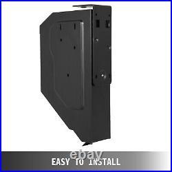 Handgun Safe Gun Safe Biometric Hidden Pistol Security Box Vault Quick Access