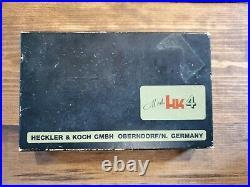 Heckler & Koch HK Model HK4.22LR Conversion Kit HK 4.22lr barrel & mag & box