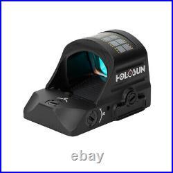 Holosun HS407C X2 Red Dot Handgun Open Reflex Sight 2 MOA RMR-compat OPEN BOX