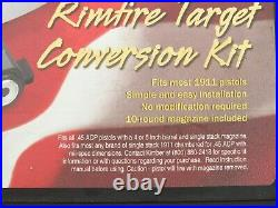 KIMBER 1911.22 RIMFIRE TARGET CONVERSION KIT With 10-RND MAGAZINE MINT IN BOX