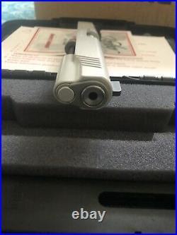 KIMBER Rimfire Silver 22 LR Conversion Kit Original Box and Instructions