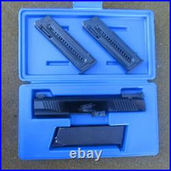 Kimber Platinum. 22 caliber conversion for 1911 pistol mint in box with 3 mags