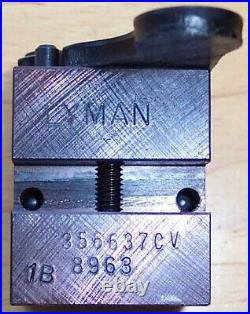 LYMAN/IDEAL 356637 9mm 147 GRAIN MOULD MOLD 2660637 NEW IN BOX