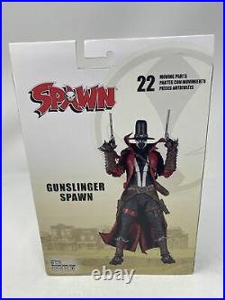 McFarlane Toys Deluxe Spawn Gunslinger Figure 7 Target Exclusive In Hand New