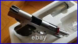 Mgc Model Gun Vintage Colt V10 Gas Blow Back Airsoft Gas Pistol Box Used