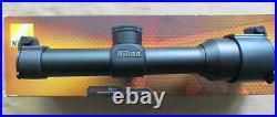 Nikon Force XR 2x20 EER/LER Pistol Scope withBox Nikoplex #8470