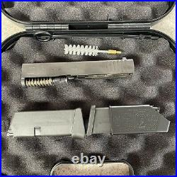 OEM 43 Complete Slide With Box And Magazines