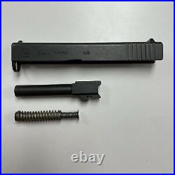 OEM Glock 19 Gen 4 Complete Slide With Box And 3 Magazines