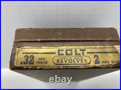 Original Factory Box for Colt Detective Special. 32 2 Revolver Rare