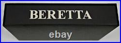 PISTOL GUN PRESENTATION CUSTOM DISPLAY CASE BOX for BERETTA m 70 PUMA. 32.380