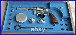 PISTOL GUN PRESENTATION CUSTOM DISPLAY CASE BOX for SMITH WESSON 1905 mod 10 M&P