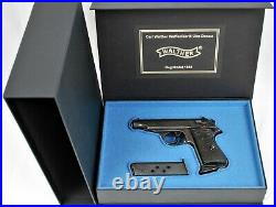 PISTOL GUN PRESENTATION CUSTOM DISPLAY CASE BOX for WALTHER PP Type 1 First Type