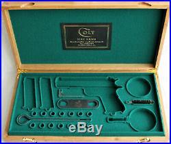 PISTOL GUN PRESENTATION DISPLAY CUSTOM CASE BOX for COLT 1911 A1 government 1912