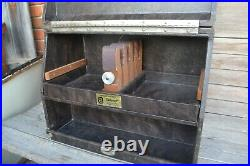 Pachmayr Gun Works Deluxe Case 4 Pistol Display Storage Box with Keys Made USA