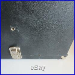 Pachmayr Gun Works Super Deluxe Case Pistol Range Box 5 Pistol Tray FREE SHIP