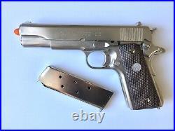 RARE Non-Firing Japanese Made Prop Gun MGC RMI Colt M-1911 Replica Pistol with Box