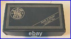RARE Smith and Wesson S&W model 66 NO DASH 2.5 inch barrel snub box PAPERWORK