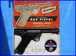 Rare Double Boxed SCHIMEL MODEL P22 CO2 Pistol GP22 Working Condition