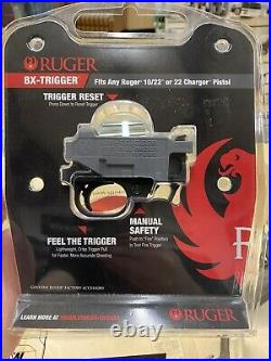 Ruger BX Trigger New In Box BX-TRIGGER For 10/22 Or Charger Pistol