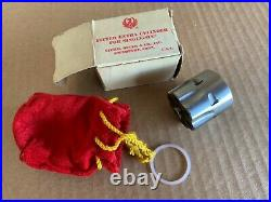 Ruger Single Six Convertible 22 WMR Cylinder, Bag & Box (checked for 22 Mag fit)
