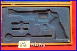 SMITH & WESSON PRESENATION CASE BOX 6 BARREL S&W BOX fits Model 25 28 27 29 57