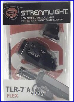 STREAMLIGHT TLR-7A 500 Lumen Rail Mounted Tactical Light Newithopen Box