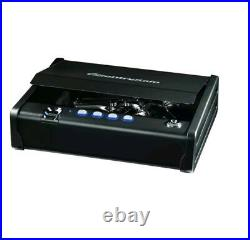 Sentry Hand Gun Safe with electronic Fingerprint and jewelry home security box